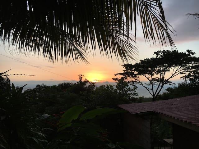 Stunning ocean view - Bungalow