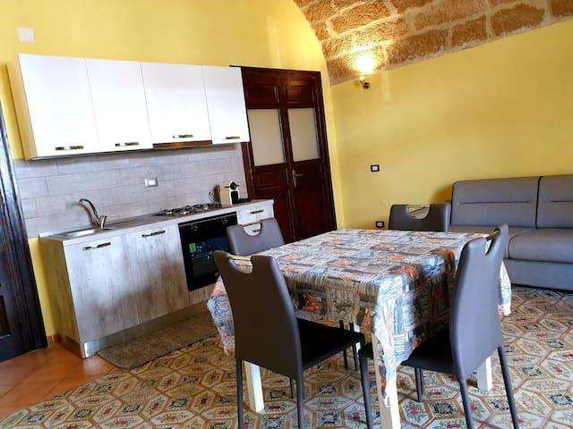 """Casa Vacanze Centralissima """"LA ZAGARA BIANCA"""