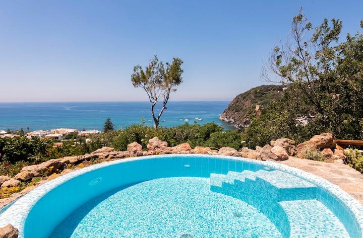 Villa dei lecci - Private infinity pool