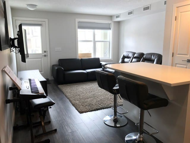 Modern Private Condo - Calgary - Condominium