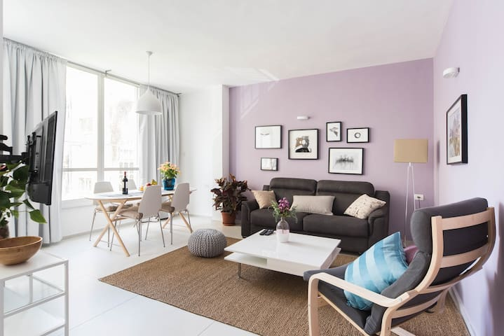 Dreamy apartment at the center of  Tel aviv