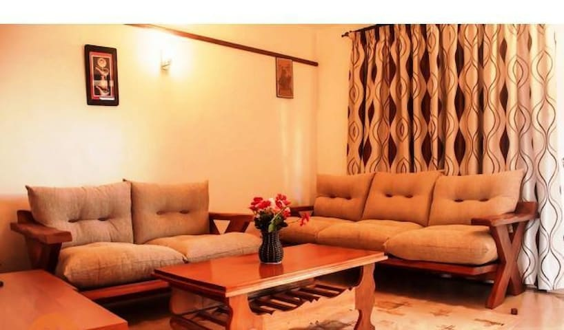An Awesome Two Bedrooms Fully Furnished - Nairobi - Daire