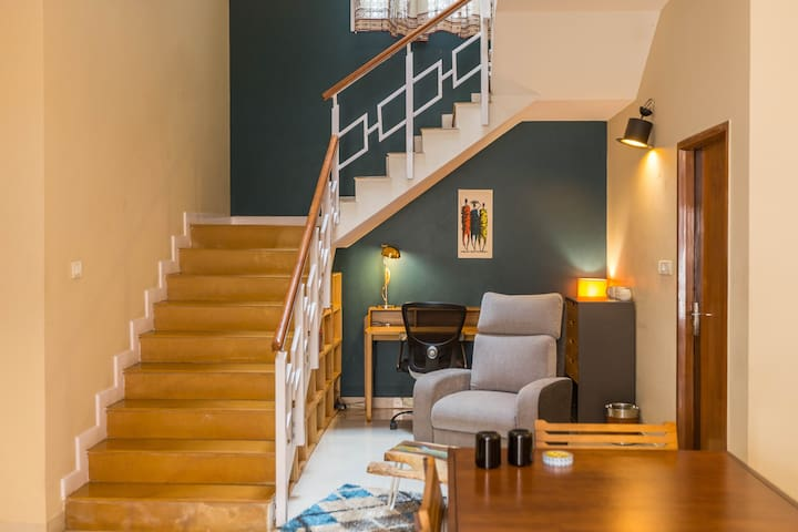 Coliving Homestay: Your high end home in Bangalore - Bangalore - Bungalow
