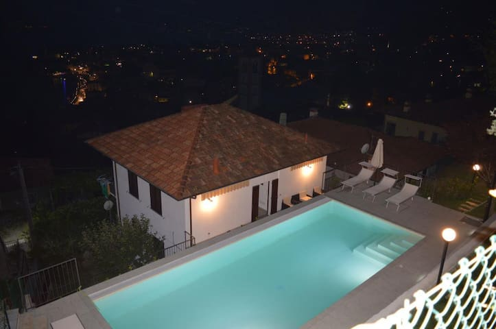 Miralago Stupendo holiday apartment (first floor)