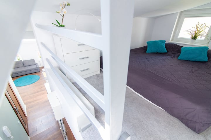 Interactive apartment for 4 persons in Poznań