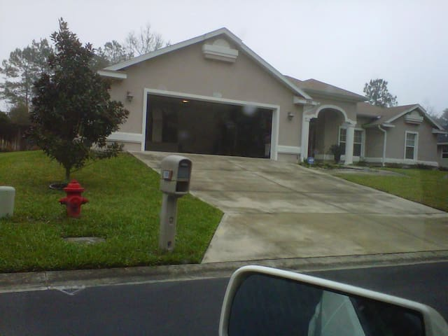Centrally located nice house - Ocala - Casa