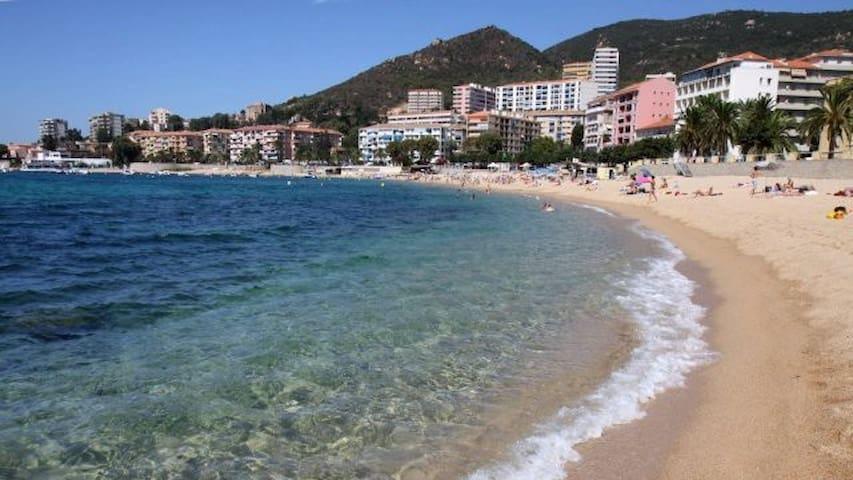 F2 Beach AJACCIO