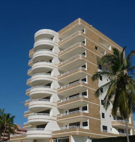 Apartamento para 4 pax sin cocina en Margarita 7-1 - Porlamar