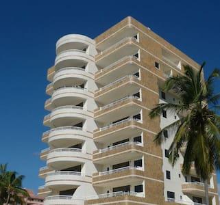 Apartamento para 4 pax sin cocina en Margarita 7-1 - Porlamar - Muu