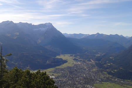 Ferienwohnungen Kebinger - Grainau