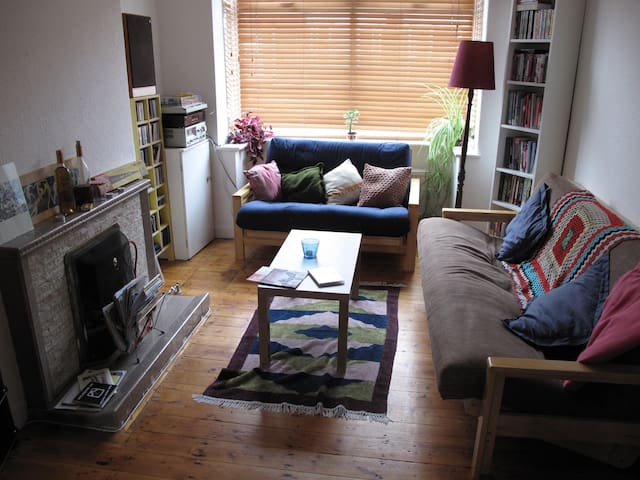 Double room in Whalley Range, Manchester - Manchester - Casa