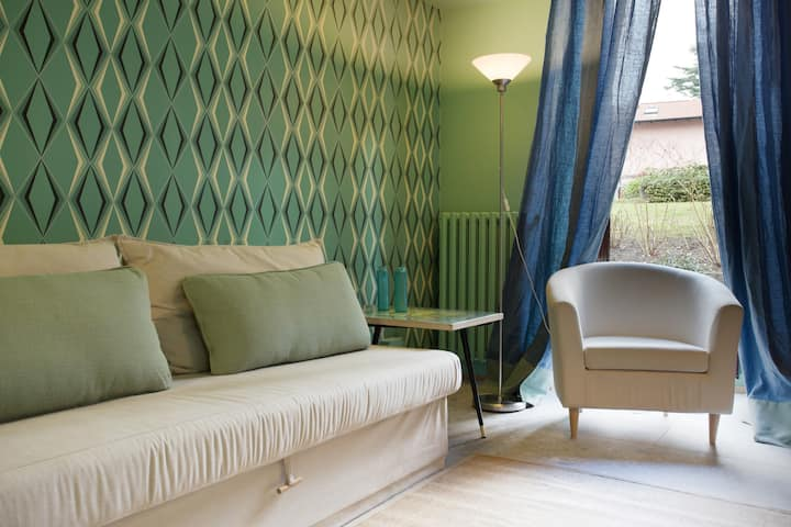 Lake Como Suite Tinca