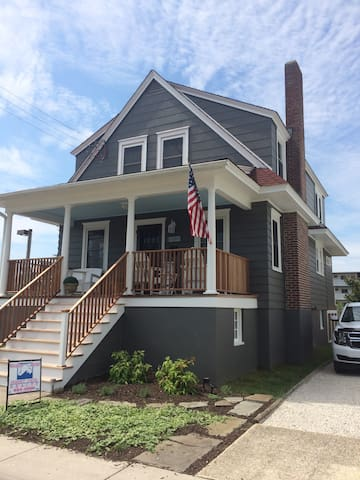 Close to beach and town - Great 5 star reviews - Cape May - House