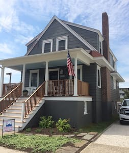 Close to beach and town - Great 5 star reviews - Cape May