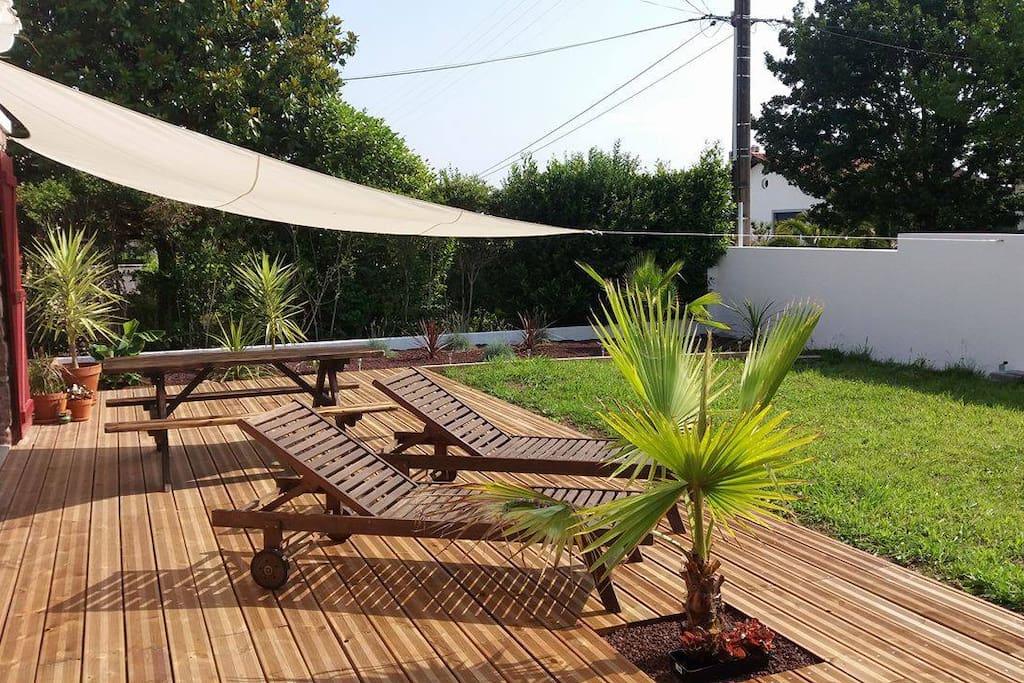 des vacances au calme biarritz anglet appartements louer anglet nouvelle aquitaine france. Black Bedroom Furniture Sets. Home Design Ideas