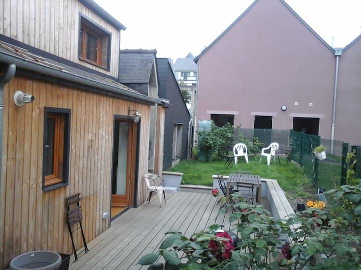 chambre dans une maison au coeur de Rennes