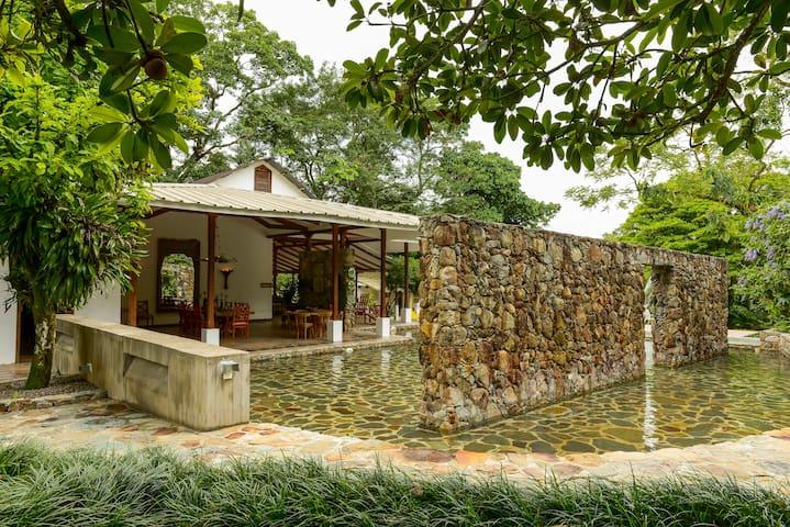 Espectacular Hacienda en Villavicencio