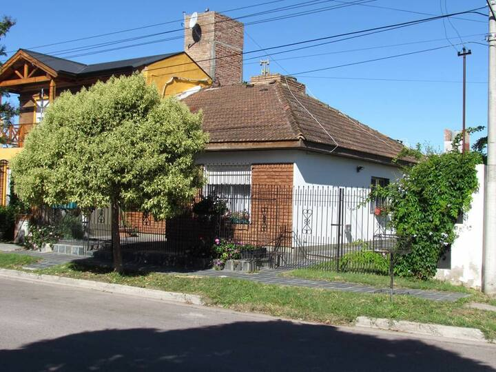 Casa Antje, en excelente ubicación.