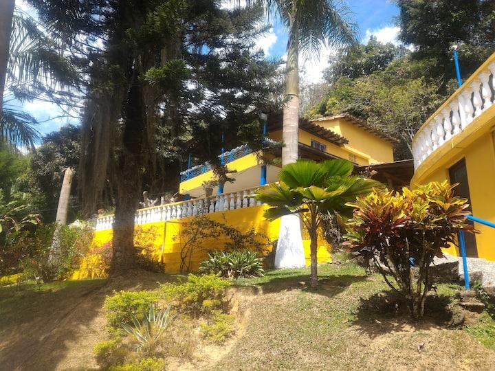 Finca Villa Palma  - Country house near Medellín