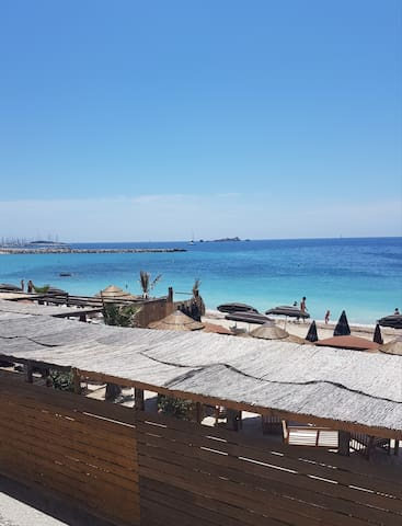 2 Rooms apartment in Saint Raphael- French Riviera