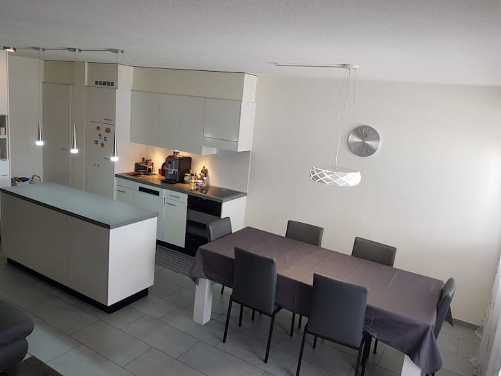 Renens Appartment with two rooms