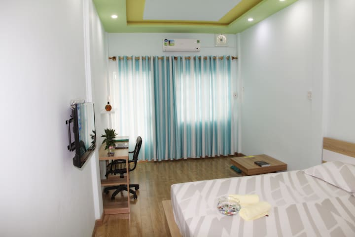 HCM CHINATOWN HOMESTAY FOR MONTHLY RENT