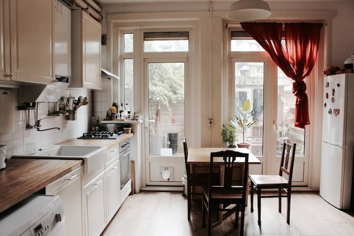 Small room Amsterdam
