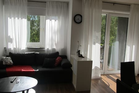 Lovely apartment close to exhibition-area (Messe) - Hanôver - Apartamento