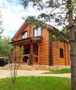 Pine House & national sauna