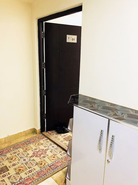 Luxury furnished apartment in kabul,Afghanistan.