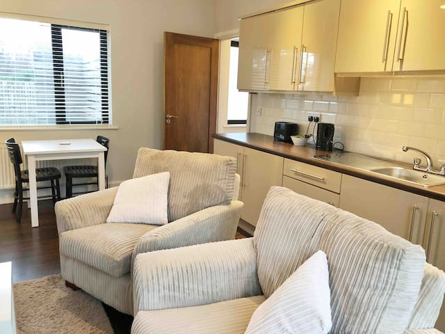 Corrauntoohail Suite.  One bedroom apartment