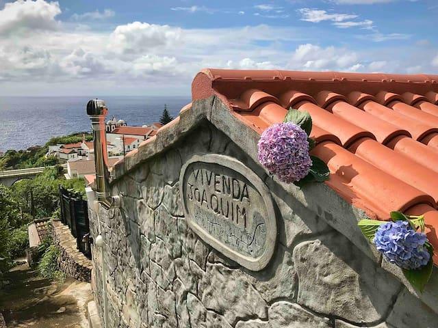 Vivenda Joaquim, sea view,Dehumidifier,heater,WLAN