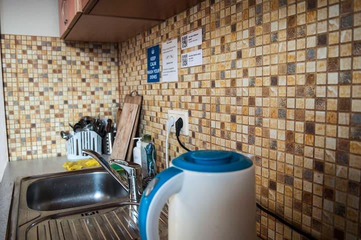 Hostel 52°17' - Irkutsk - Auberge de jeunesse