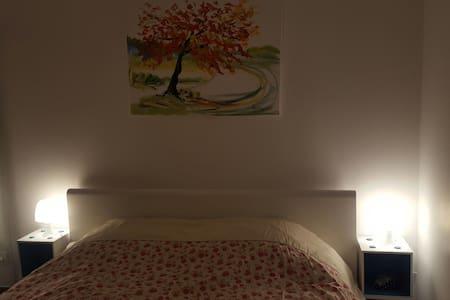Chambre pour 2 personnes - La Tour-de-Salvagny - Apartamento