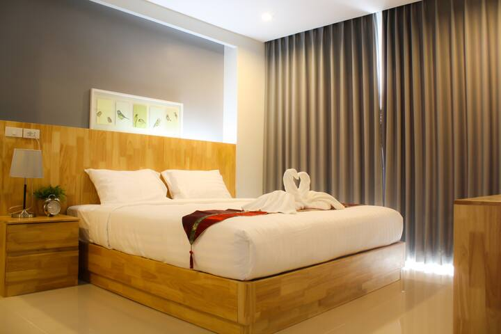 Interpark Residence, Rayong - Pluak Daeng - Bed & Breakfast