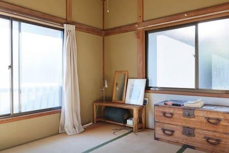 Staying hayama tatami room - Hayama