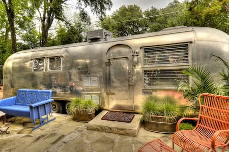Airstream in Cameron Park! - 韦科