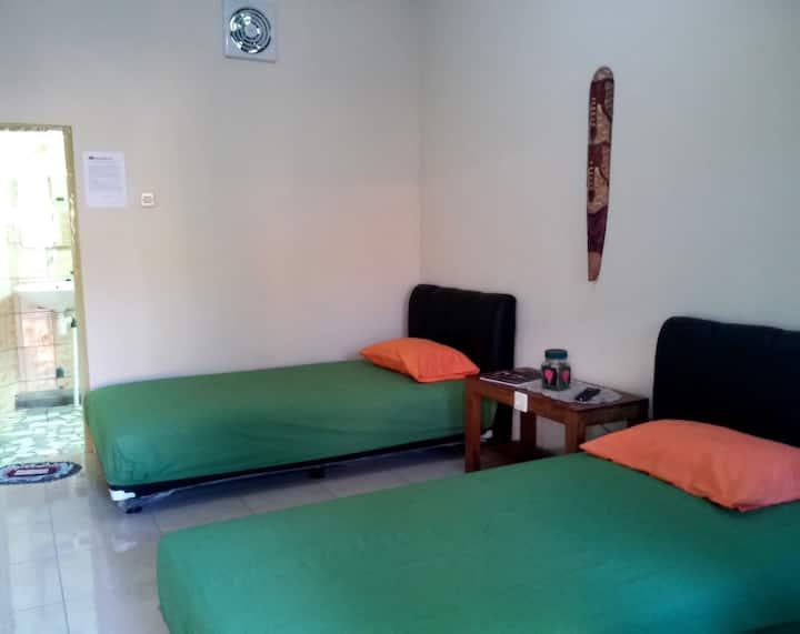Mettaloka Guest House Standard Room