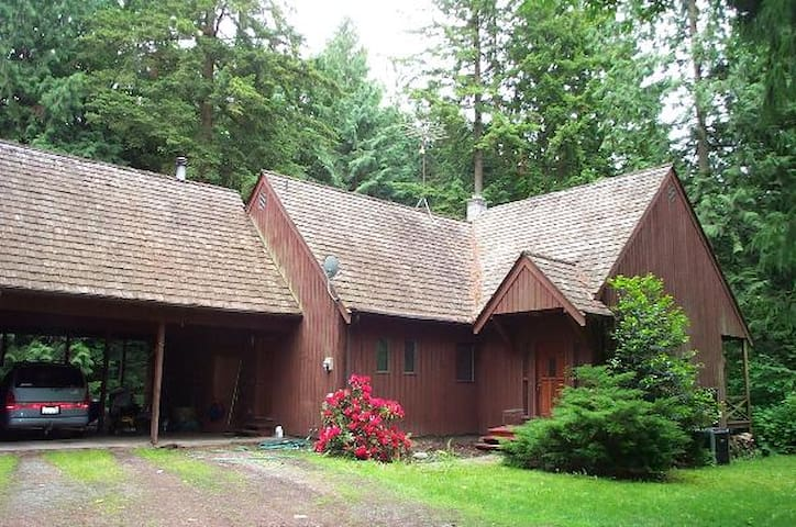 Beautiful Woodland Retreat - Bellingham - Dům