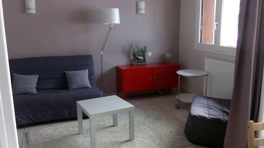 Appartement 3 pièces proche centre