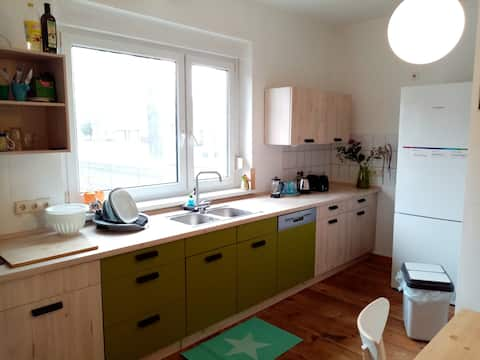 Mini Flat in Lubolz Family Lounge (A4)