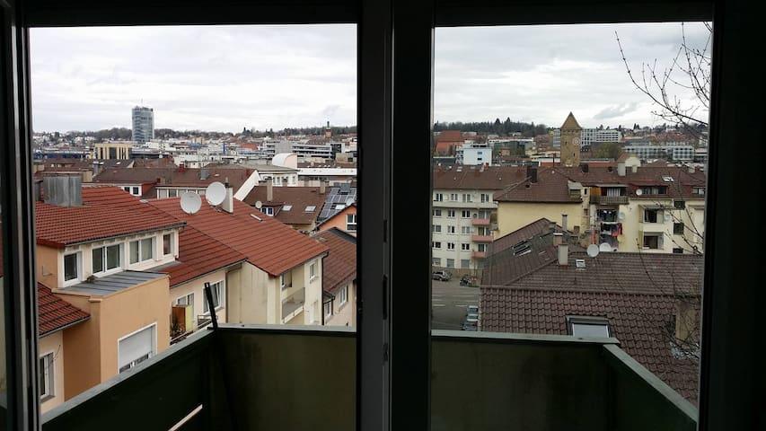 Great view, friendly, relaxing ! - Pforzheim - Dorm