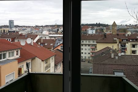 Great view, friendly, relaxing ! - Pforzheim - Sovesal