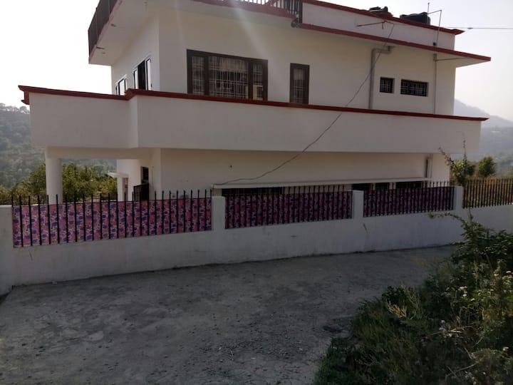 Sunshine villa first floor where sun shines