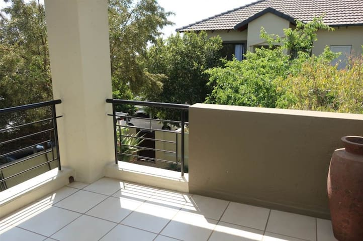 Luxury apartment in fourways