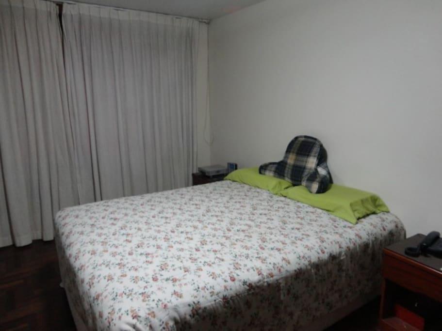 Dormitorio Nº 01