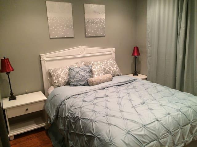 Private Bedroom/Bathroom Quiet Safe - Fremont - Casa