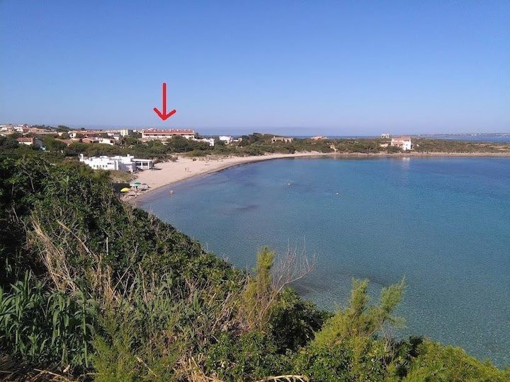 Appartamento a pochi passi dal mare - IUN P7459