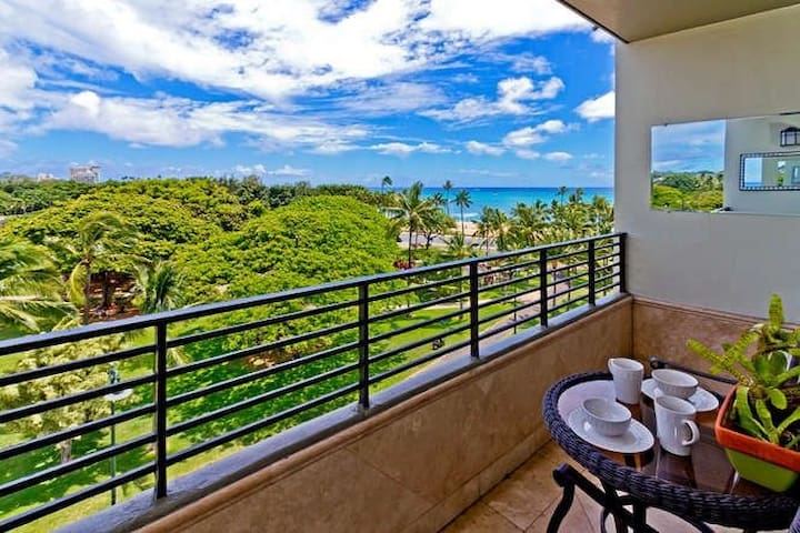 Waikiki Views, Views Views! WG608 - Honolulu - Wohnung
