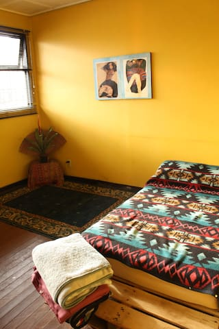 SanJose Trip Room -5 min downtown, Friendly space - San José